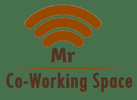 Mr Cowork Logo Jaipur
